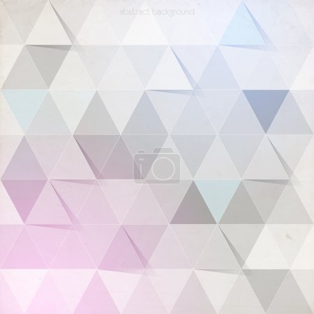 color triangle vector background backgrounds illustration