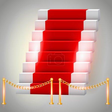 red, entertainment, background, render, illustration, luxury - B22327239