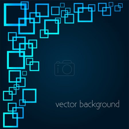 white blue vector background illustration design