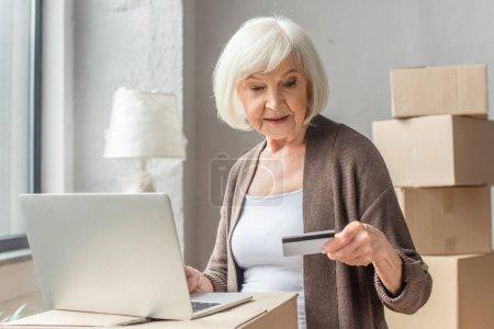 computer, shopping, person, caucasian, technology, concept - B413933842