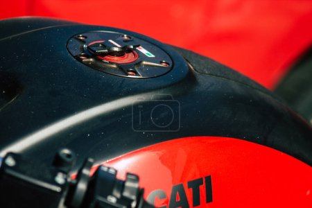 background, design, shiny, closeup, metal, new - B385487852