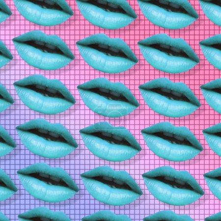blue, background, graphic, design, art, party - B204325302