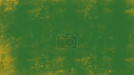 green color background graphic illustration design