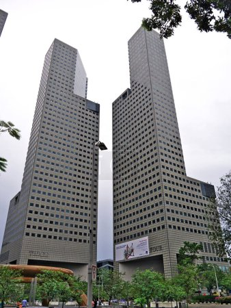 design, high, celebration, reflection, business, financial - B407012442