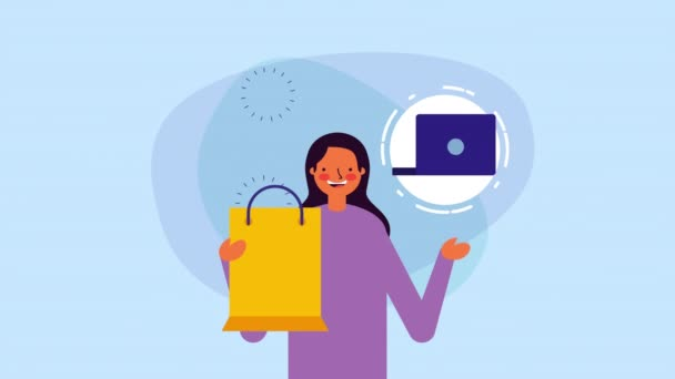 money graphic illustration shopping bag beautiful