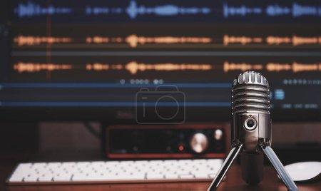 entertainment equipment studio technology instrument modern