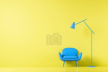 table color yellow white background colorful