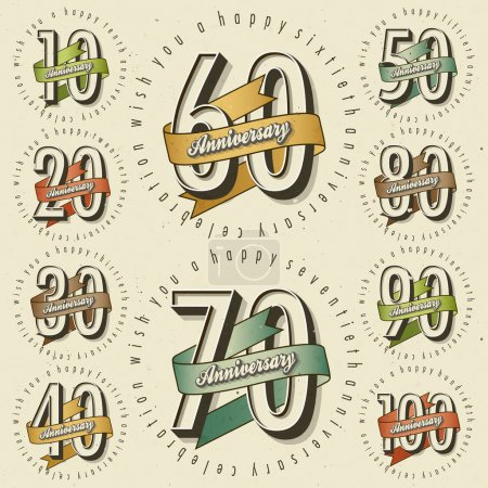 sport, competition, background, number, illustration, anniversary - B118875604