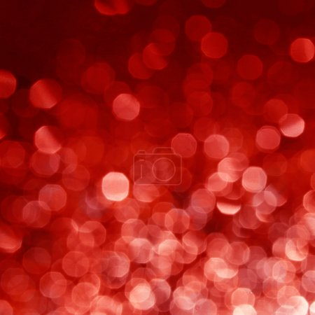 color red yellow nightlife round background