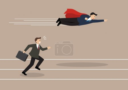competition, vector, competitive, illustration, design, high - B85721526