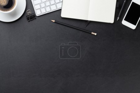 table, white, computer, background, view, copy - B78740136