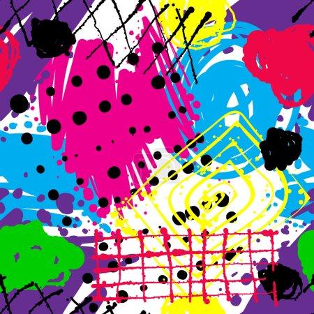 color fun vector background graphic illustration